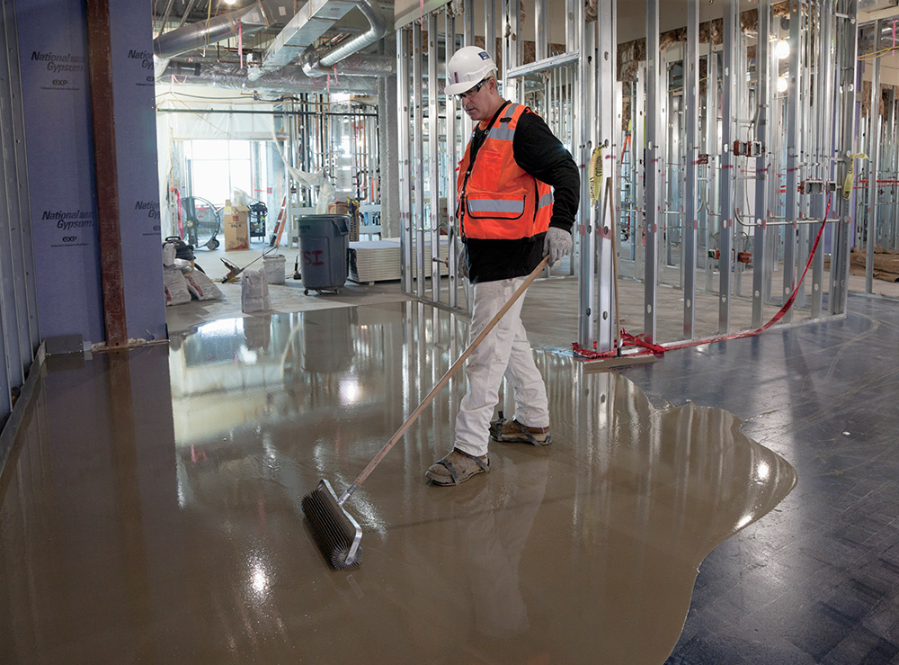 Polished Concrete: A Good Option for Every Commercial Flooring