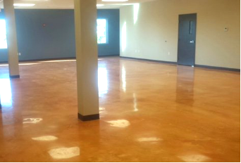 Concrete Floors And Epoxy Coatings Provide A Durable Solution!
