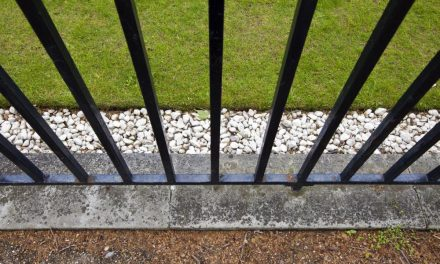 Steel the Day: How to Differentiate Between Steel and Wrought Iron Fences