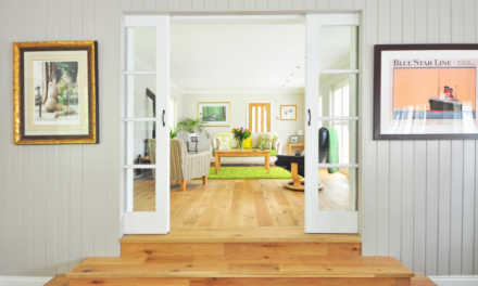 Choose The Right Color Scheme For Your Doors and Windows