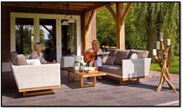 A Slice of Paradise—5 Ways to Add a Touch of Comfort to Your Outdoor Patio