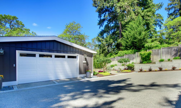 4 Signs It's Time to Replace Your Garage Door