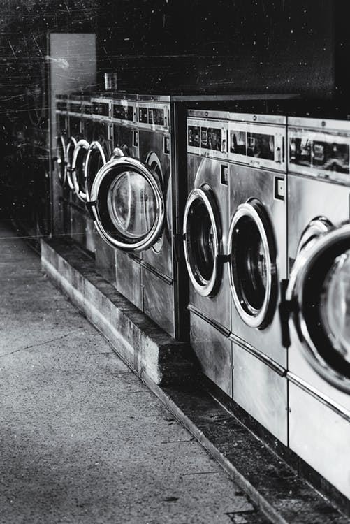 Image showing Washing machine