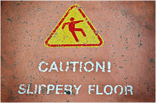 Workspace Hazards: Preventing Slip and Fall Accidents