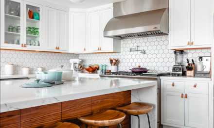 5 Easy Ways to Spruce Up Kitchen Cabinets