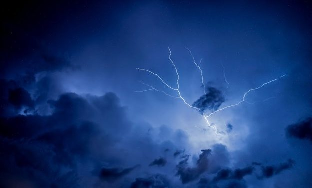 Springing into Strong Winds and Storms