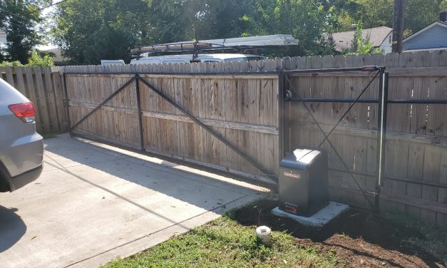 Is Your Automatic Gate Not Responding Properly? Here's What's Wrong with It