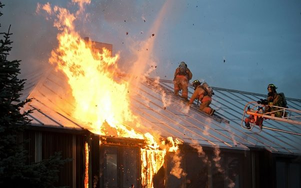 Dealing with Electrical Fires