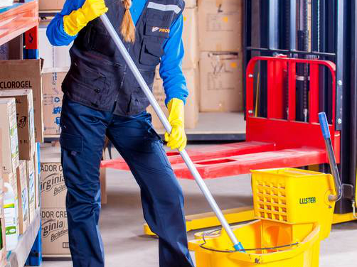 How To Choose the Right Commercial Janitorial Service