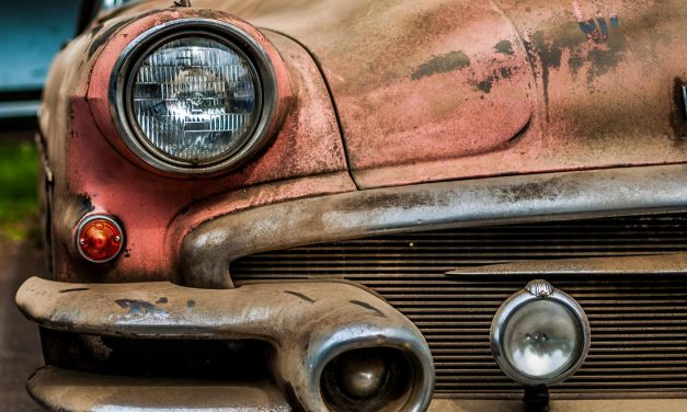 Is It Worth It To Repair a Rusty Car?