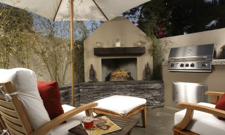 5 Reasons to Get an Outdoor Fireplace