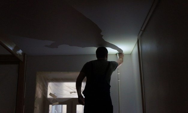Things To Do If Your Ceiling Starts Leaking