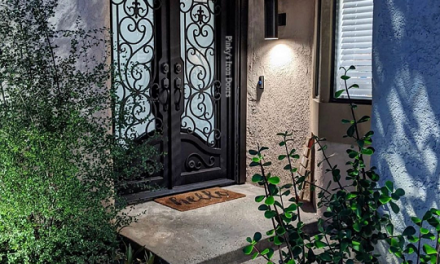 Sprucing Up Your Ozark Home: The Best Locations To Install Iron Doors As Interior Doors