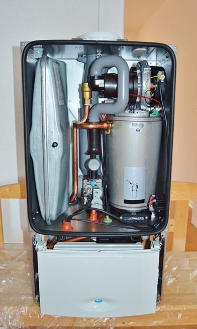 Water tank heater