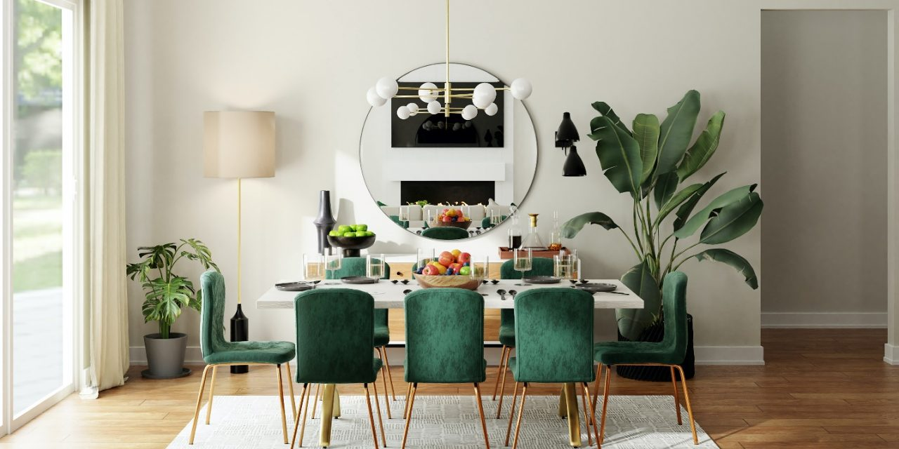 3 Must-Have Dining Tables for Your Modern Home