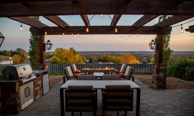 3 Fun Ways to Spruce up Your Patio