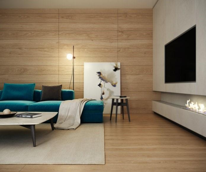 Fashionable wood flooring